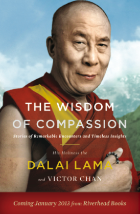 Wisdom of Compassion: A New Book by the Dalai Lama and Victor Chan